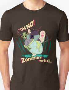 Zombies etc. T-Shirt
