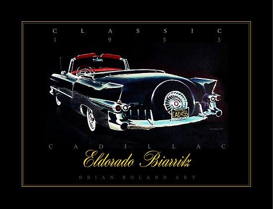 1955 Cadillac Eldorado Biarritz ver 2 by brianrolandart