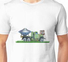 Vintage stylish UFO route 66 Us designer  Unisex T-Shirt