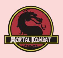 Jurassic Kombat Kids Clothes