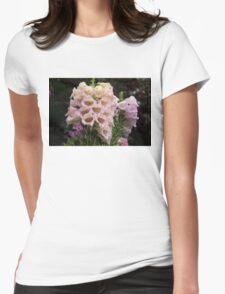 Exquisite, Elegant English Foxgloves T-Shirt
