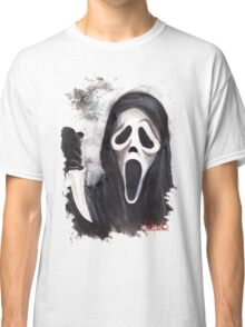 Do you like scary movies? Classic T-Shirt