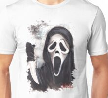 Do you like scary movies? Unisex T-Shirt