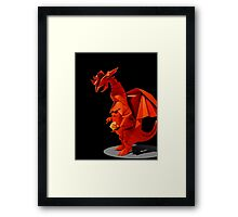 Grand Dragon Framed Print