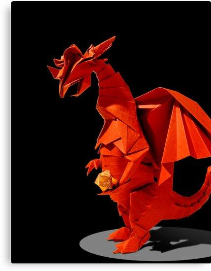 Grand Dragon by Alex Preiss