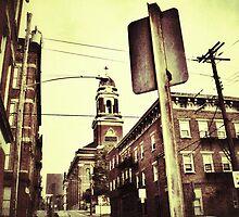 Old Church - Downtown Cincinnati by Alex Baker