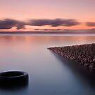 Autumn Sunrise - Cleveland Qld Australia by Beth  Wode