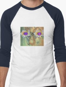 Nature. mother nature Men's Baseball ¾ T-Shirt
