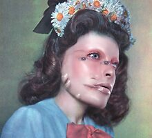 Portrait of a Female Futurist. by nawroski .