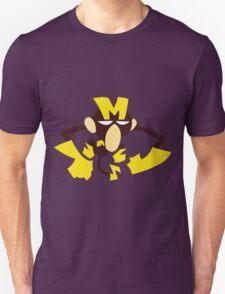 Dial M for Monkey Unisex T-Shirt