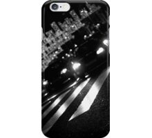Madrid traffic iPhone case iPhone Case/Skin