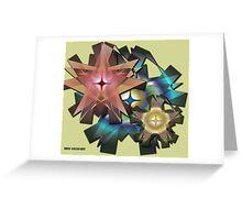 Ribbon Floral Greeting Card