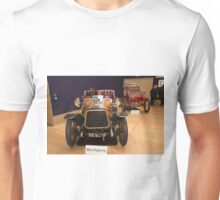 1904 DARRACQ 8HP TWO SEATER at Bonhams London to Brighton Run sale of Veteran Motor cars Unisex T-Shirt