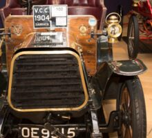 1904 DARRACQ 8HP TWO SEATER at Bonhams London to Brighton Run sale of Veteran Motor cars Sticker