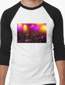Jazz Trio - Musical Capriccio in Purple and Yellow T-Shirt