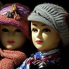 Hats And Scarves by artisandelimage
