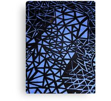 Bet you can't do triangles Canvas Print