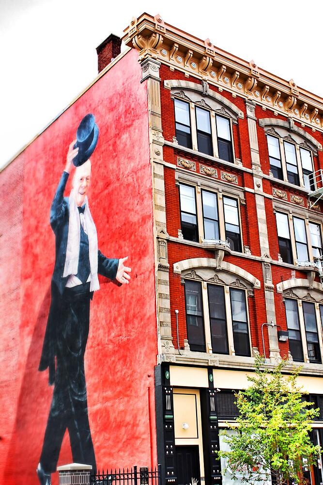 Top Hat - Downtown Cincinnati by Alex Baker