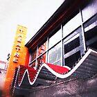 The Theatre - Downtown Cincinnati by Alex Baker