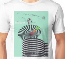 Retro-Futurism Unisex T-Shirt