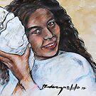 Phoebe's Little Angel by Reynaldo