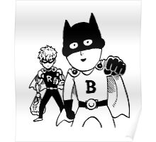 one punch batman Poster