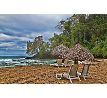 Panama. Bocas del Toro. Red Frog Beach. Photographic Print