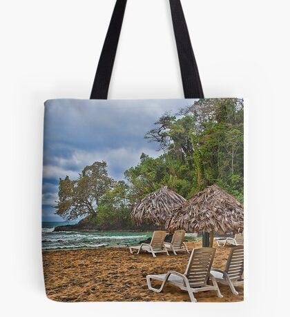 Panama. Bocas del Toro. Red Frog Beach. Tote Bag