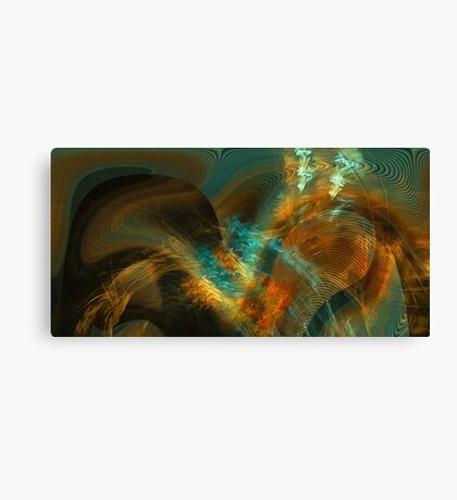 Floating Thoughts Canvas Print