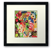 it must have been a dream Framed Print