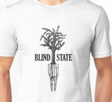 Blind State Tree Head (for light colors) Unisex T-Shirt