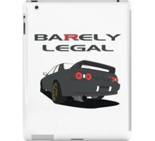 Ba(R)ely Legal iPad Case/Skin