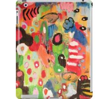 it must have been a dream iPad Case/Skin