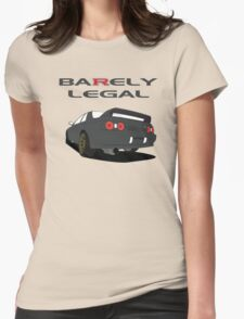 Ba(R)ely Legal Womens Fitted T-Shirt