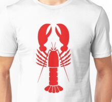 Hell's Lobsters Red Unisex T-Shirt