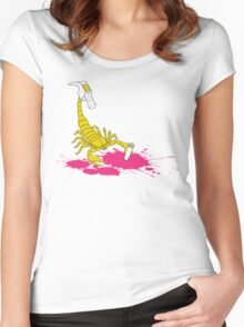 Do you remember this? Women's Fitted Scoop T-Shirt