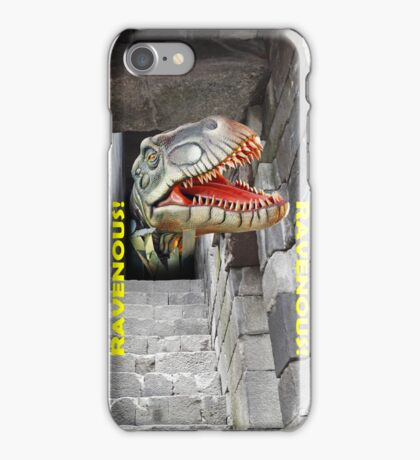 Ravenous! iPhone Case/Skin