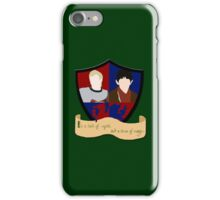 Shield of Merlin and Arthur (Iphone Cover) iPhone Case/Skin