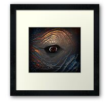 within my minds eye Framed Print