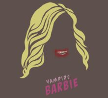 Vampire Barbie by stygianxiron