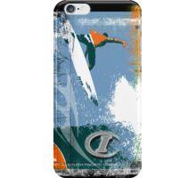 wave attack iPhone Case/Skin