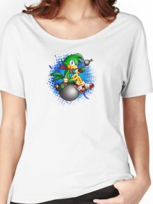 Sonic Boom: Bean the Dynamite Women's Relaxed Fit T-Shirt