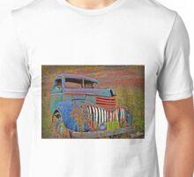 Ghost Truck Unisex T-Shirt