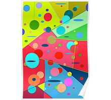 Colour Circus Poster