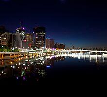 The River City by Peter Doré