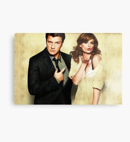 Castle & Beckett Metal Print