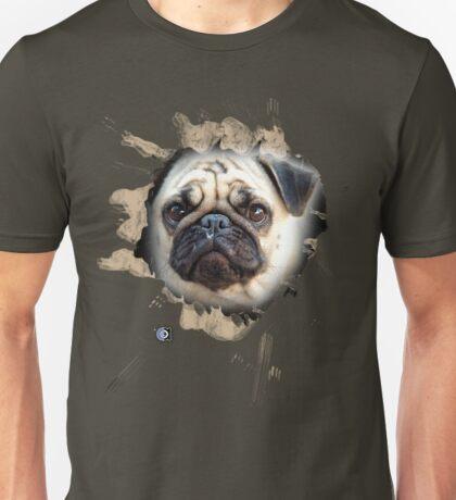 pug puppy love Unisex T-Shirt