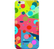 Colour Circus iPhone Case/Skin