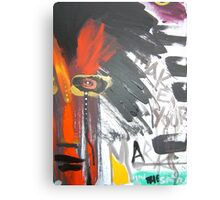 make your mark 3 Canvas Print