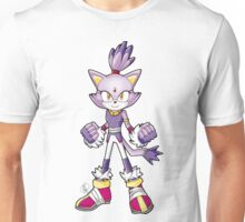 Sonic Boom: Blaze the Cat Unisex T-Shirt
